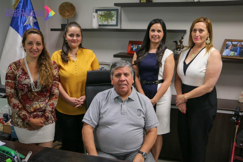 NUEVAS DIRECTORAS PARA ESTABLECIMIENTOS DE LA COMUNA