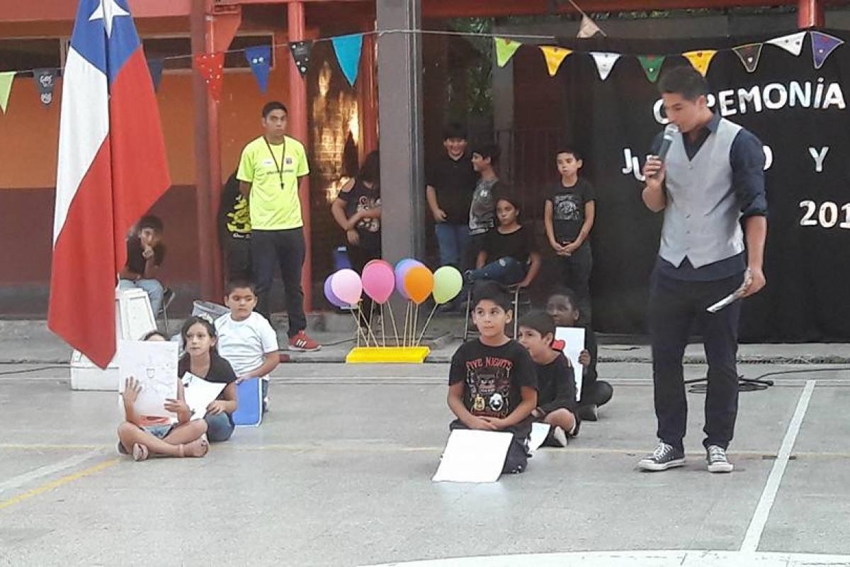 80 niños de la comuna finalizan Escuela de Verano