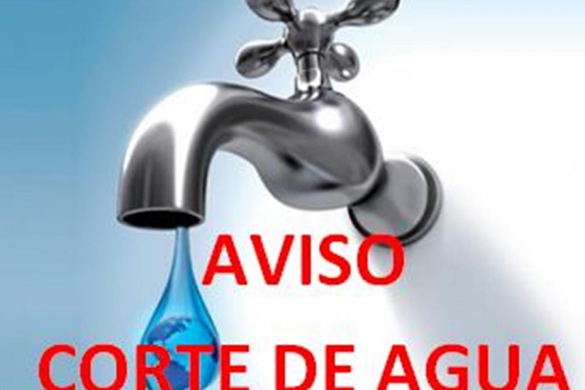 ESSBIO SA informa: CORTE DE SUMINISTRO DE AGUA POTABLE 14 NOVIEMBRE