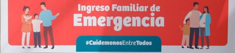 DIDECO ESTARA ATENDIENDO EN ESCUELA LA PAZ DE RENGO PARA EL INGRESO FAMILIAR DE EMERGENCIA