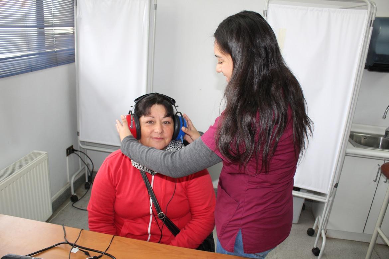 OPERATIVO MÉDICO DE OTORRINOLARINGOLOGÍA SE REALIZÓ EN CESFAM URBANO RIENZI VALENCIA GONZÁLEZ