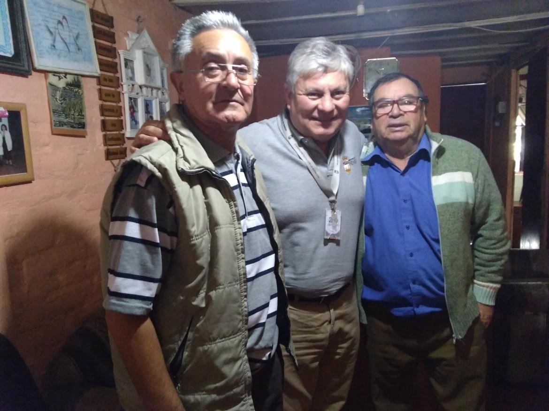 Saludo a Pastores de Argentina en Rengo
