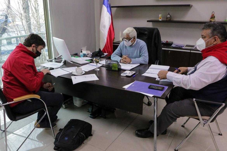 SUBDERE ENTREGA 350 MILLONES A MUNICIPALIDAD DE RENGO Y SE COMPRARAN 10 MIL CAJAS MAS DE MERCADERIA