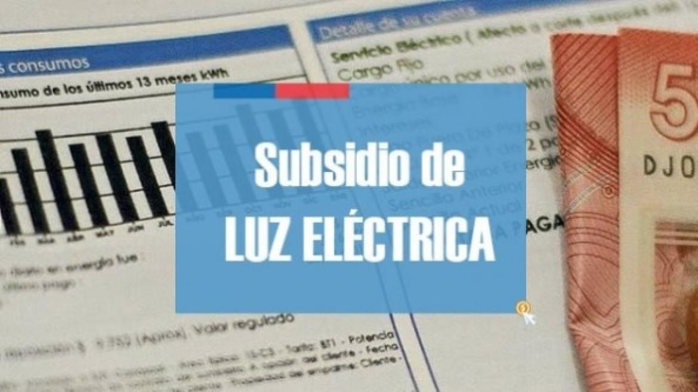 Conoce los requisitos para obtener el Subsidio de Luz Eléctrica